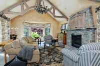 Portola Valley French Country Custom Home