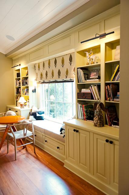 Guest Suite Over Garage  Eclectic  Family Room  atlanta