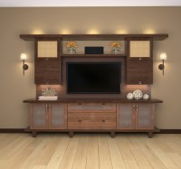Entertainment Centers - Contemporary - Living Room - los ...