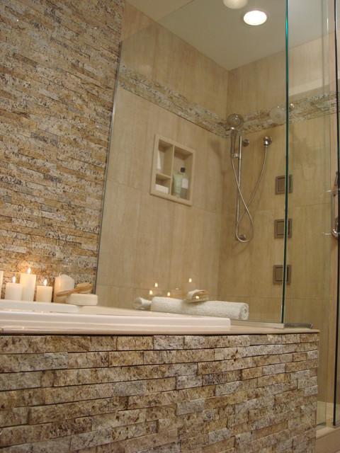 Bathroom Remodel  Contemporary  Bathroom  indianapolis