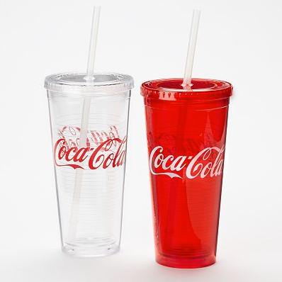 CocaCola Always Coke Tumbler Set  Mediterranean  Game