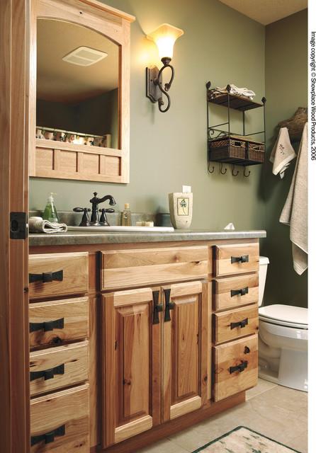 Showplace Cabinets  Bathroom  Traditional  Bathroom