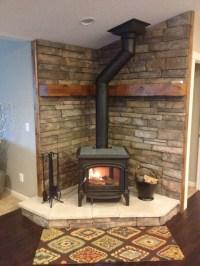 Stone Work & Fireplace/Woodstoves