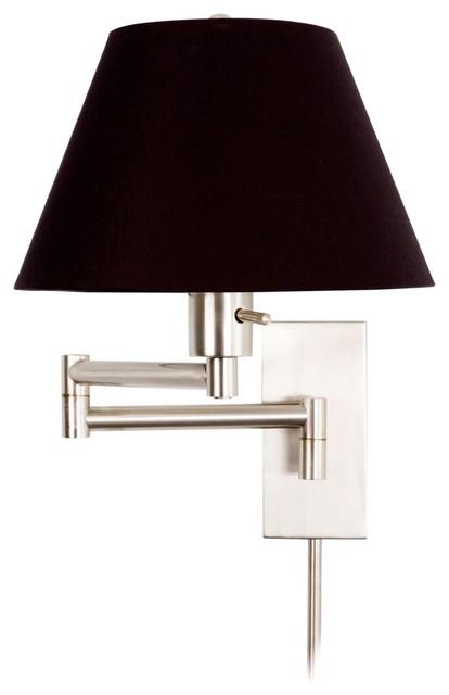 Monroe II Black Shade Plug