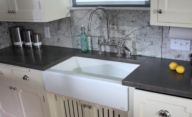 Concrete Countertops  Eclectic  Kitchen Countertops
