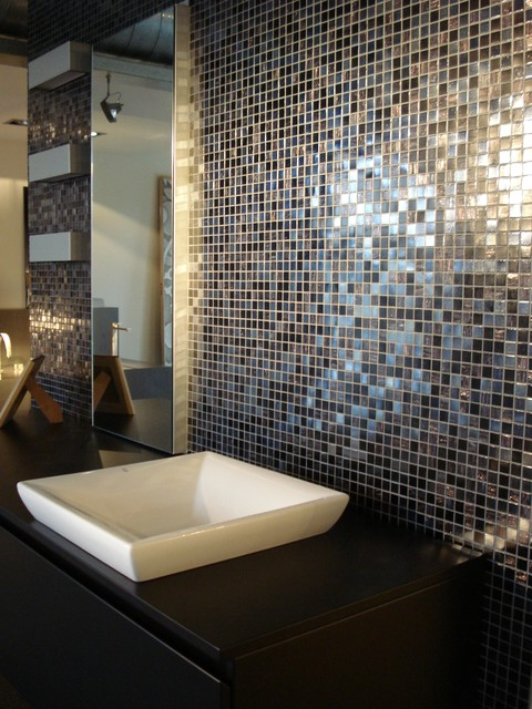 Bisazza Collection  Contemporary  Bathroom  auckland  by Tile Space New Zealand
