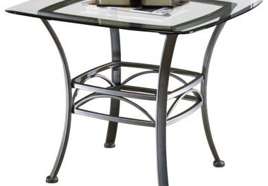 Glass And Iron Coffee Tables Houzz