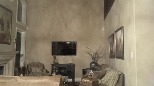 Need Help To Decorate A Two Story Wall