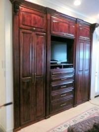 Bedroom Cabinets - Traditional - Bedroom - santa barbara ...