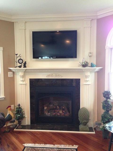 Rettinger Fireplace