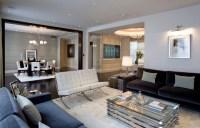 Contemporary Family Room Decorating Ideas - Native Home ...