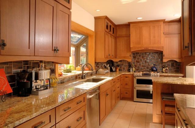 Maurer Kitchen  Craftsman  Kitchen  minneapolis  by
