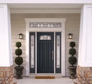 Fiberglass  Steel Doors  Traditional  Exterior  tampa  by US Door  More Inc