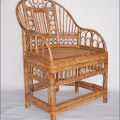 Fleur de lis flea find bamboo chairs dining chairs austin by