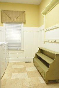 Board and Batten Laundry Room - Traditional - Laundry Room ...