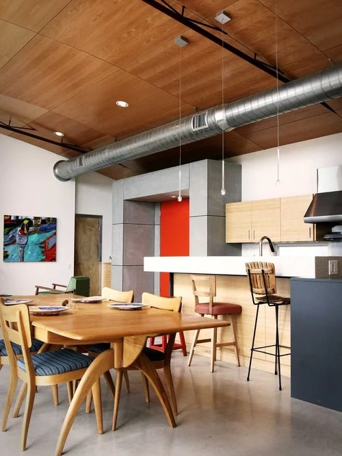 Exposed Hvac Ideas Pictures Remodel and Decor