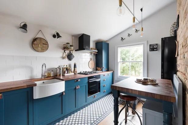 Därför är Det Smart Att Ha Köket Längs Bara En Vägg