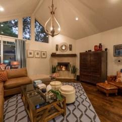 Living Room Ideas With Burgundy Leather Sofa Arhaus Charcoal Club Tan Sofas | Houzz