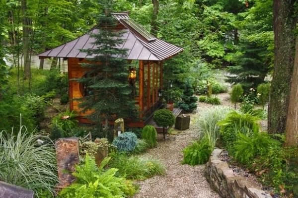 cool ideas backyard retreats