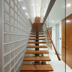 Trendy Kitchen Wallpaper Home Depot Refacing Modern Stairs   Houzz