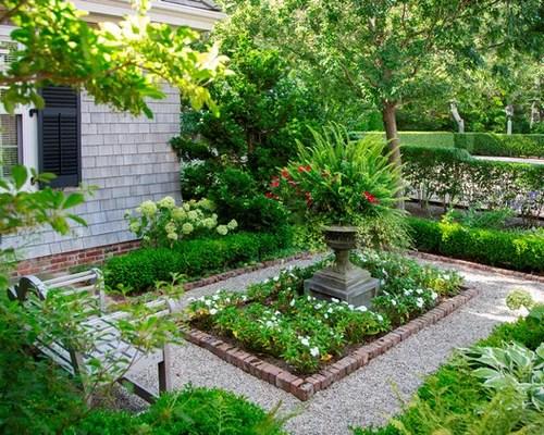 victorian landscaping ideas & design