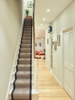 Narrow Staircase Home Design Ideas, Pictures, Remodel and ...