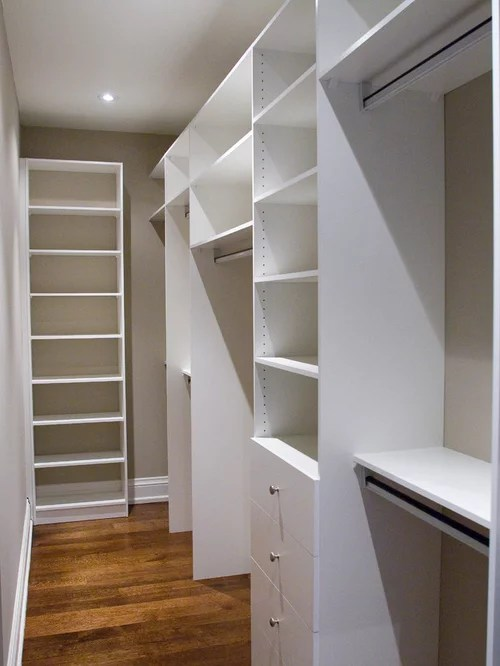 Small Walk In Closet Design Ideas Remodels Amp Photos