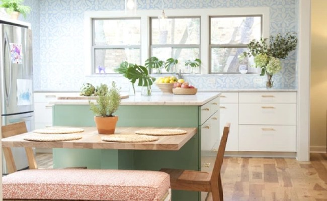 Small Kitchen Islands With Seating Houzz