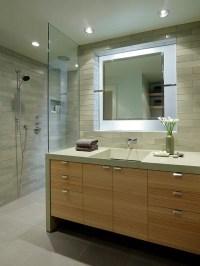 Unique Bathroom Mirrors | Houzz