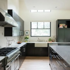 Blue Kitchen Sink Lights Under Cabinets Modern Farmhouse | Houzz