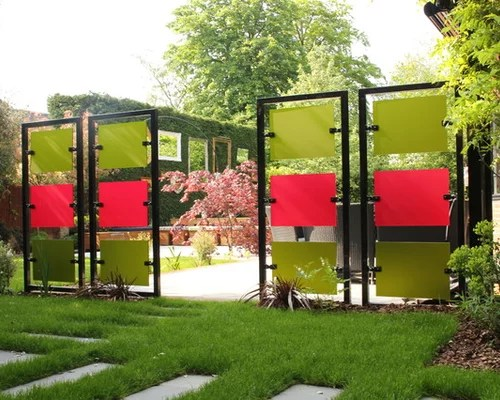 Outdoor Privacy Screen Houzz