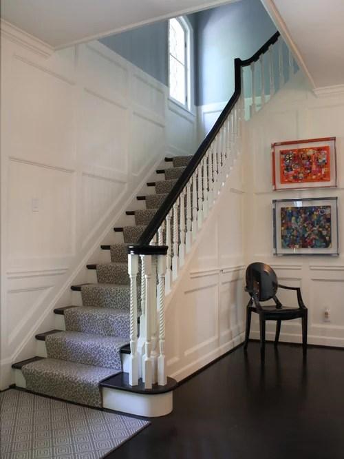 Wainscoting Stairs  Houzz