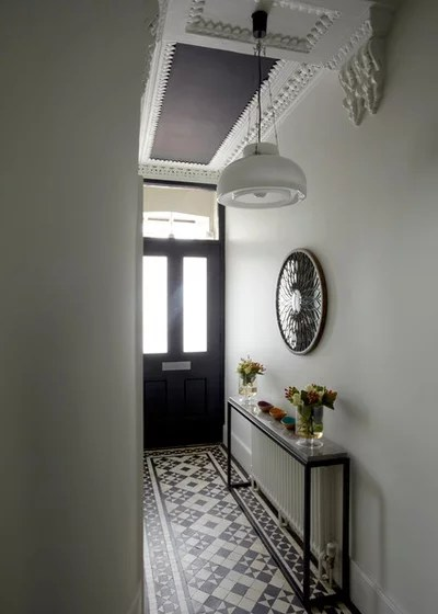 Victorian Hall by Chantel Elshout Design Consultancy