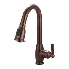 farmhouse kitchen faucets