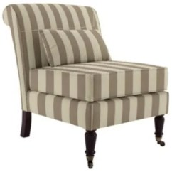 Target Armless Accent Chair Back App Guest Picks: Sassy Slipper Chairs