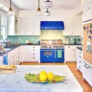 Cobalt Blue Kitchen Ideas Houzz