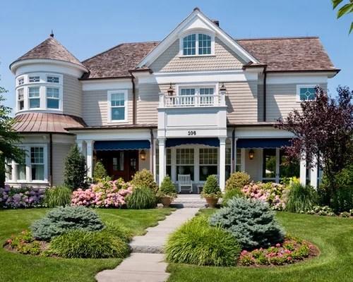 front porch portico ideas