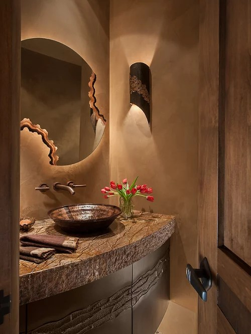 Southwest Bathroom Home Design Ideas Pictures Remodel and Decor