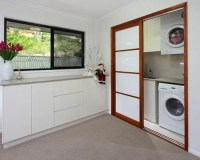 Asian Laundry Room Design Ideas, Remodels & Photos