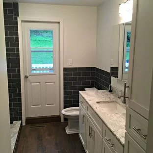 Small Galley Bathroom Ideas  Houzz
