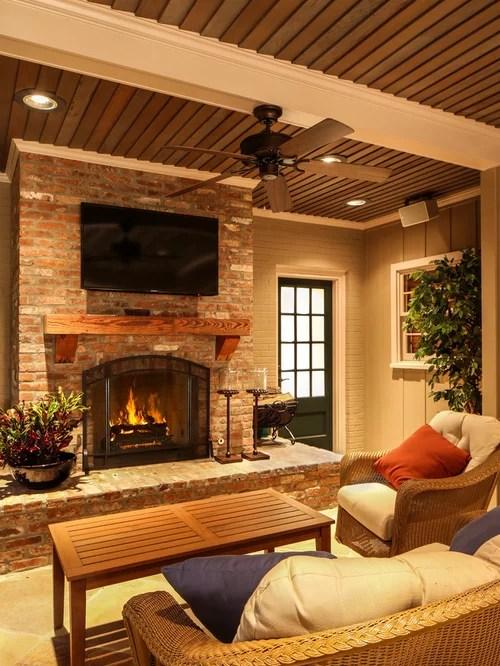 Traditional Porch Design Ideas Remodels  Photos  Houzz