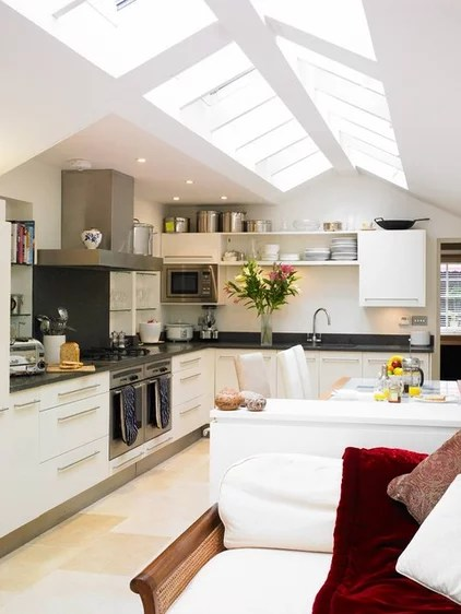 Contemporary Kitchen by David Churchill - Architectural  Photographer