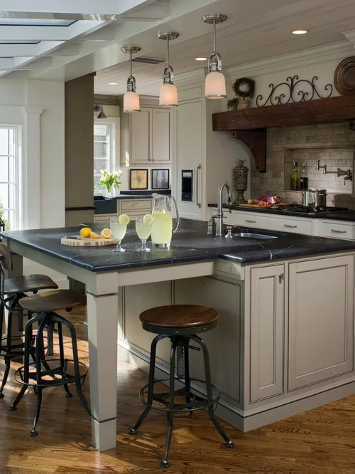 Taupe Kitchen Home Design Ideas Pictures Remodel And Decor