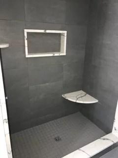 quartz calacatta lago bathroom help