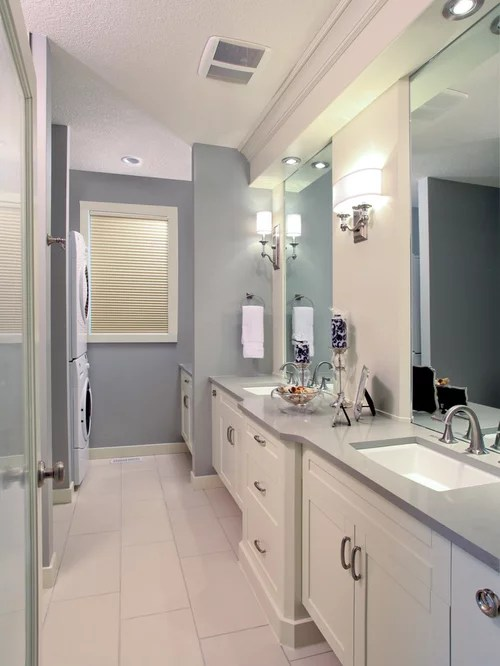 Laundry Bathroom Combo Home Design Ideas Pictures Remodel and Decor