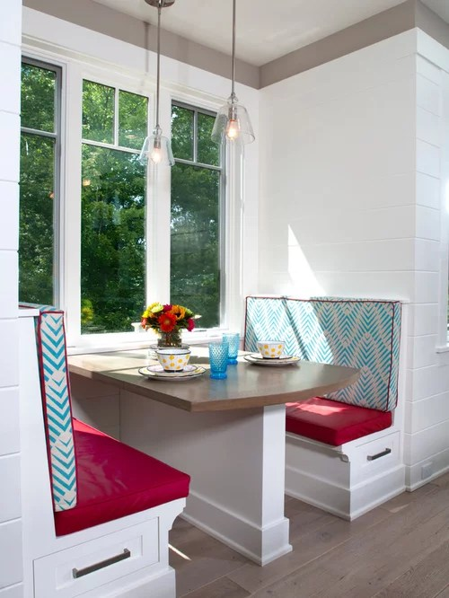 Breakfast Nook Booth Ideas Pictures Remodel And Decor