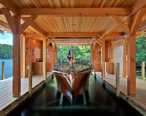 Boathouse Ideas Designs & Remodel Photos Houzz
