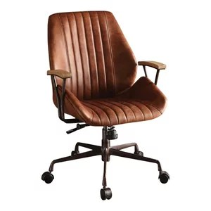 bassett ellis executive chair swivel meaning in hindi white desk inspired by office with chrome