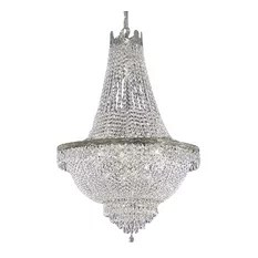 The Gallery French Empire Crystal Chandelier Chandeliers