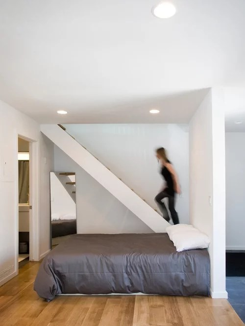Attic Stair  Houzz